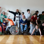 Dance Ability – Workshop-Gruppe